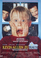 Home Alone - German Movie Poster (xs thumbnail)
