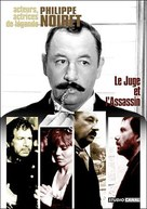 Juge et l'assassin, Le - French Movie Cover (xs thumbnail)