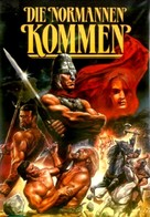The War Lord - German VHS cover (xs thumbnail)