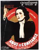 Abus de confiance - French Movie Poster (xs thumbnail)