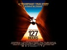 127 Hours - British Movie Poster (xs thumbnail)