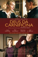 Carnage - Brazilian Movie Poster (xs thumbnail)