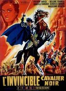 L'invincibile cavaliere mascherato - French Movie Poster (xs thumbnail)