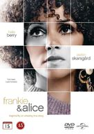 Frankie and Alice - Danish DVD cover (xs thumbnail)