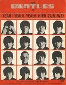 A Hard Day's Night - Dutch poster (xs thumbnail)