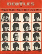 A Hard Day's Night - Dutch poster (xs thumbnail)