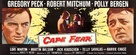 Cape Fear - Movie Poster (xs thumbnail)
