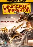 Dinocroc vs. Supergator - DVD cover (xs thumbnail)