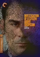 Indagine su un cittadino al di sopra di ogni sospetto - DVD cover (xs thumbnail)