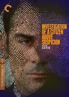 Indagine su un cittadino al di sopra di ogni sospetto - DVD movie cover (xs thumbnail)