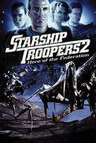 Starship Troopers 2 - DVD movie cover (xs thumbnail)