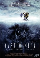 The Last Winter - French DVD cover (xs thumbnail)