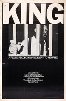 King: A Filmed Record... Montgomery to Memphis - Movie Poster (xs thumbnail)