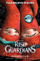 Rise of the Guardians - Movie Poster (xs thumbnail)