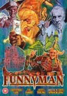 Funny Man - British Movie Cover (xs thumbnail)