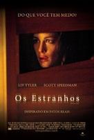 The Strangers - Brazilian Movie Poster (xs thumbnail)