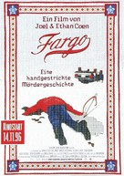 Fargo - German Movie Poster (xs thumbnail)