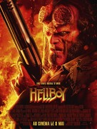 Hellboy - French Movie Poster (xs thumbnail)