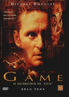The Game - Danish DVD cover (xs thumbnail)