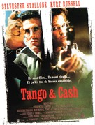 Tango And Cash - French Movie Poster (xs thumbnail)