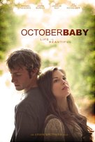 October Baby - British Movie Cover (xs thumbnail)