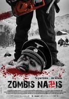 Død snø - Spanish Movie Poster (xs thumbnail)