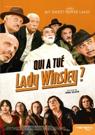 Lady Winsley - French DVD movie cover (xs thumbnail)