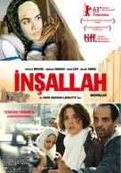 Inch'Allah - Turkish Movie Poster (xs thumbnail)
