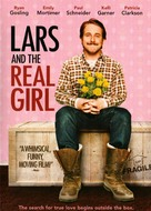 Lars and the Real Girl - DVD movie cover (xs thumbnail)