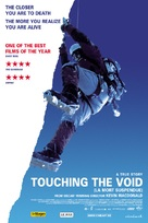 Touching the Void - Belgian poster (xs thumbnail)
