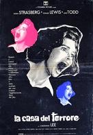 Taste of Fear - Italian Movie Poster (xs thumbnail)