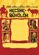 The Men Who Stare at Goats - Hungarian poster (xs thumbnail)
