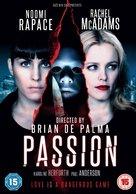 Passion - British DVD movie cover (xs thumbnail)