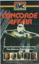 Concorde Affaire '79 - British Movie Cover (xs thumbnail)