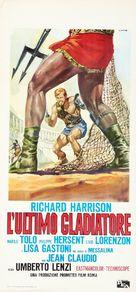 L'ultimo gladiatore - Italian Movie Poster (xs thumbnail)
