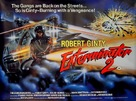 Exterminator 2 - British Movie Poster (xs thumbnail)