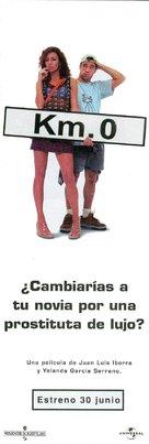 Km. 0 - Spanish poster (xs thumbnail)