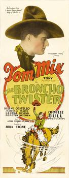 The Broncho Twister - Movie Poster (xs thumbnail)