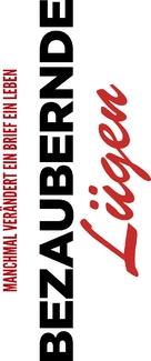 De vrais mensonges - German Logo (xs thumbnail)