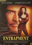 Entrapment - Italian Movie Poster (xs thumbnail)