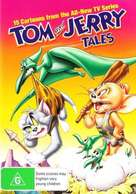 """""""Tom and Jerry Tales"""" - Australian DVD movie cover (xs thumbnail)"""