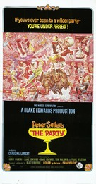 The Party - Movie Poster (xs thumbnail)