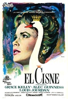 The Swan - Spanish Movie Poster (xs thumbnail)