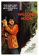 Nighthawks - Spanish Movie Poster (xs thumbnail)