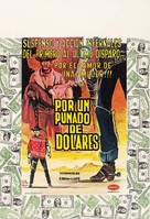 Per un pugno di dollari - Colombian Movie Poster (xs thumbnail)