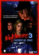 A Nightmare On Elm Street 3: Dream Warriors - Italian Movie Cover (xs thumbnail)