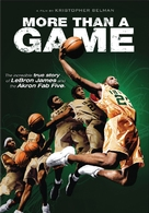 More Than a Game - DVD cover (xs thumbnail)