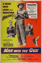 Man with the Gun - Movie Poster (xs thumbnail)