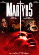 Martyrs - DVD movie cover (xs thumbnail)