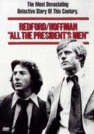 All the President's Men - DVD cover (xs thumbnail)